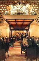 Postcard The Waldorf Astoria, Peacock Alley, New York, NY