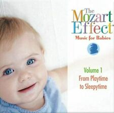 The Mozart Effect: Music for Babies, Vol. 1 from Playtime to Sleepytime [Audio C