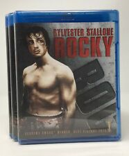 ROCKY Sylvester Stallone Blu-ray New 2011