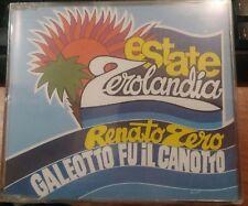 RENATO ZERO - GALEOTTO FU IL CANOTTO - CD SINGOLO SIGILLATO (SEALED)