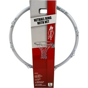 Reliance Netball Ring With Net