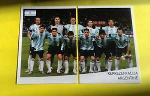 Argentina TEAM WORLD CUP 2010 AS SPORT Messi,Aguero...