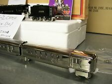 Mth Lionel Corp. # 295E O Gauge Distance Control Steam Passenger Train Set Ps2.0