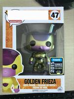 Funko Pop #47 Anime Dragon Ball Z GOLDEN FRIEZA Action Figure PVC Model