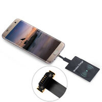 Universal Qi Wireless Charger Receiver Charging Adapter Pad Coil for Android LG