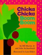 Chicka Chicka Boom Boom--Bill Martin, Jr. and John Archambault (1987, Illus, HB)