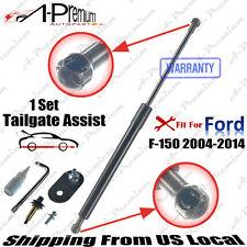 A-Premium Tailgate Assist Lift Supports Struts Kit Fit 04 -14 Ford F-150 DZ43200