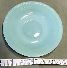 "Anchor Hocking Fire King Jadeite 5 3/4"" Saucer"