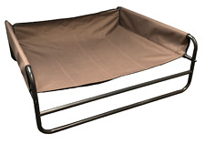 New listing K9 Kennel Store Elevated Dog Bed with Barrier & Optional Plush Insert …
