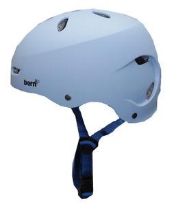 Bern Brighton Helmet Blue Safety Helmet Water Sports Helmet B Stock
