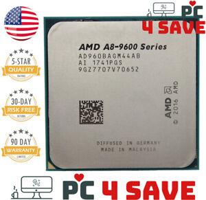 AMD PRO A8-9600 Quad-Core 3.10GHz Socket AM4 Desktop Processor CPU AD960BAGM44AB