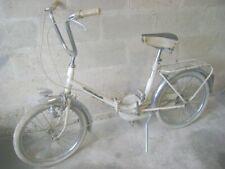 Mini vélo pliant adulte Motoconfort année 74 à restaurer