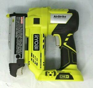 Ryobi P318 18-Volt ONE+ AirStrike 23-Gauge Cordless Nailer, Tool Only, L.N.