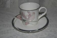 Noritake New Decade Cafe Du Soir 9091 Cup and Saucer