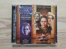 Robophobia Doctor Who CD Hörbuch