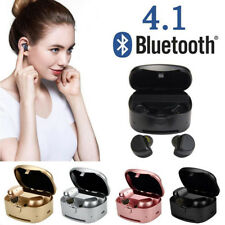 Wireless Bluetooth Earbuds Truly Wireless Earphones Charging Box for iOS Android