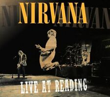 Nirvana - Live At Reading [2 LP] IMS-GEFFEN RECORDS
