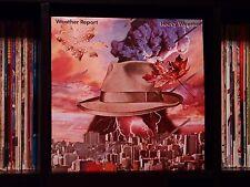 Weather Report ♫ Heavy Weather ♫ Rare 1977 Orig LP w/Jaco Pastorius NM TOP COPY!