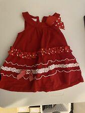 Girls Bonnie Baby Dress, Size 24 Month, MG