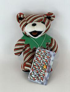 Grateful Dead Bean Bear Candyman Candy Man By Liquid Blue Beanie Baby With Tags