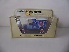 MATCHBOX / MOY  - 1912 MODEL T - SMITHS  - 1/35.SCALE MODEL - Y-22 / CIRCA 78