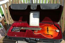 Eastman MD615 Mandolin 2016 Acoustic F Style  with cert. authentication.