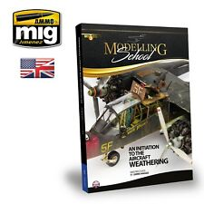 MODELLING SCHOOL: AN INITIATION TO AIRCRAFT WEATHERING