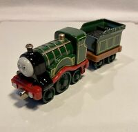 2004 Emily with 2010 Tender - Thomas & Friends Take N Play Along Diecast Train
