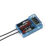 Minima 6S, 6-Ch, 2.4GHz, Micro Receiver HRCL2015 Hitec RCD Inc.