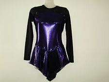 ICE SKATING / DANCE COSTUME LADIES SMALL- NEW
