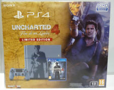 CONSOLE PS4 1TB LIMITED UNCHARTED 4 EDITION CUH-2116B NEW PAL ITA RARE