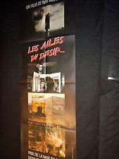 wim wenders LES AILES DU DESIR !  affiche cinema model rare