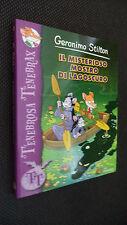 GERONIMO STILTON TENEBROSA TENEBRAX N.11 IL MISTERIOSO MOSTRO DI LAGOSCURO NUOVO