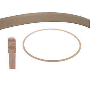 Gymnastik Holzreifen Durchmesser 90cm, Leimholz Reifen, Gymnastikreifen, Turnen