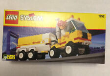 NEW LEGO SYSTEM 1252 SHELL TANKER PROMOTIONAL FACTORY SEALED SET NIB