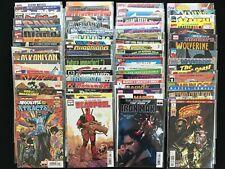 MARVEL ALL #1 ISSUE Lot of 78 Comics - Avengers, Ant-Man, DD Deadpool, Dr S, ++!
