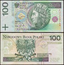 100 ZLOTYCH 1994 (1995) POLOGNE / POLAND - P176a (02)