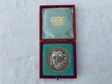More details for british farmers association medal - awarded for best turbit bred in 1905