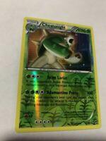 Pokemon TCG Chesnaught 11/162 XY Breakthrough Rare REVERSE HOLO NM