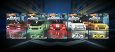 2019 HOT WHEELS FAST & FURIOUS PREMIUM B RELEASE 5 CAR SET - IN STOCK