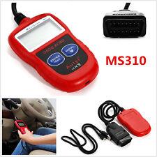 MS310 OBD2 OBDII EOBD Scanner Car Code Reader Data Tester Scan Diagnostic Tool