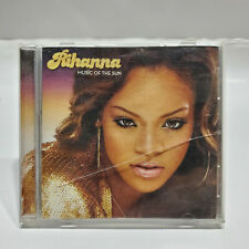 Music of the Sun by Rihanna (CD, Aug-2005, Def Jam (USA))