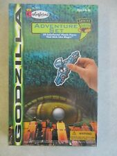 Godzilla Adventure Set Colorforms 1998 University Games Brand New Sealed
