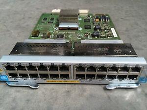 HP ProCurve J8702A 24-Port 10/100/1000 PoE zl Module