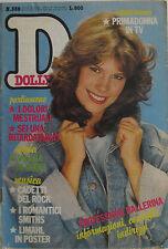 DOLLY 339 1985 Limahl Bonnie Bianco Smiths Gino Vannelli Dillon Carole Davis
