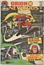 DC Comics: New Gods #3 (Vol.1) 1st App. Black Racer!  VF+