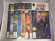 Neil Gaiman's Mr. Hero The Newmatic Man 1 - 13 & 15 - 17 Tekno-Comix NM