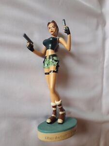 LARA CROFT - Tomb Raider - Statuette résine