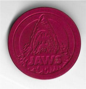 Jaws - Metal POG Promo - McDonald's & Universal Studios - 1994
