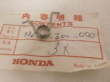 Honda CB 750 Four K1 Feder Sitzbankschloß/Sitzbankhaken Spring, seat safety hook